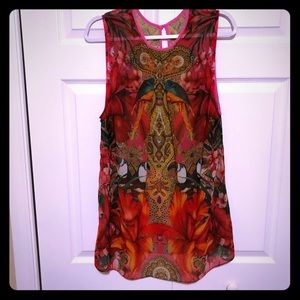 Ted Baker London Swim Coverup Size Small